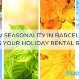 How Seasonality in Barcelona Affect your Holiday Rental Revenue
