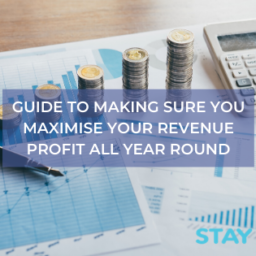 Guide to Making Sure you Maximise your Revenue Profit All Year Round