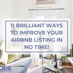 11 Brilliant Ways to Improve your Airbnb Listing in No Time!