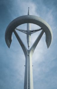 Montjuïc Communications Tower