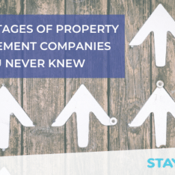 5 Advantages of Property Management Companies you Never Knew