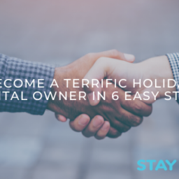 Become a Terrific Holiday Rental Owner in 6 Easy Steps