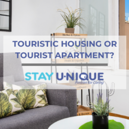 Touristic Housing or Tourist Apartment?