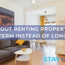 How about Renting Properties for Short-term instead of Long-term?