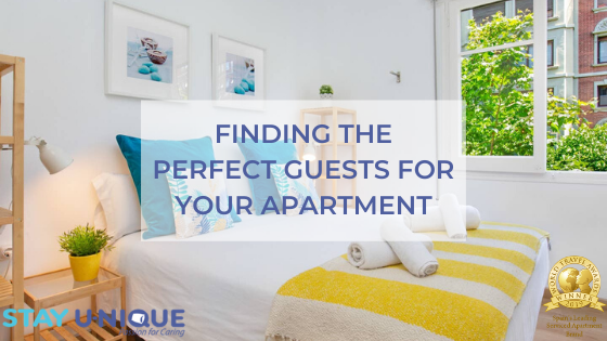 Finding the Perfect Guests for your Apartment