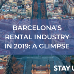 Barcelona's Rental Industry in 2019: A Glimpse