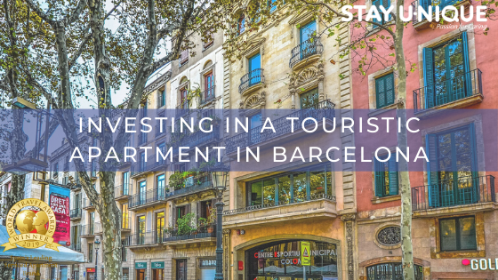 Investing in a Touristic Apartment in Barcelona
